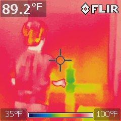 Baby, it's hot outside!